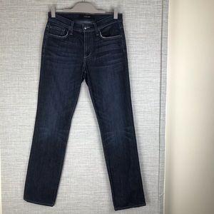 Joe's Jeans The Brixton Straight Leg Size 30